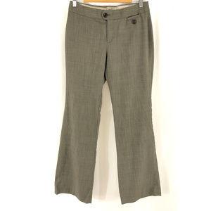 Banana Republic Womens Dress Pants Martin Fit Wool